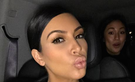 Kim Kardashian: Caitlyn Jenner Makes Me Want a Boob Job!