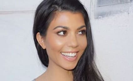 Kourtney Kardashian: Quitting Reality TV to Go to Law School?!