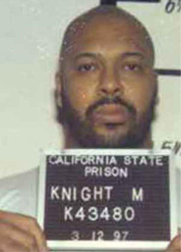 Marion 'Suge' Knight Mug Shot