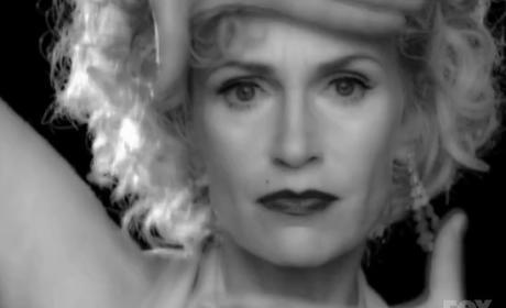 Sue Sylvester Vogue