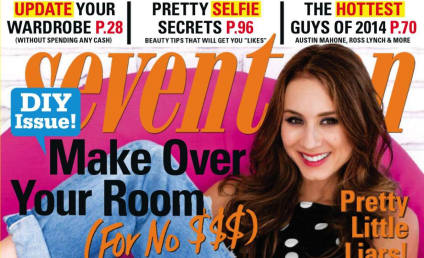 "Troian Bellisario Opens Up About Cutting, Past of ""Self-Destructive Behavior"""