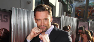 Fashion Face-Off: Hugh Jackman vs. 50 Cent