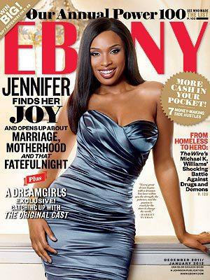 Jennifer Hudson Ebony Cover