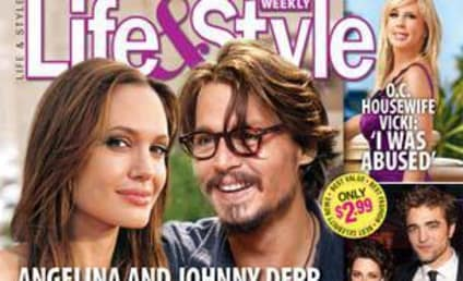 Angelina Jolie and Johnny Depp: It's On!
