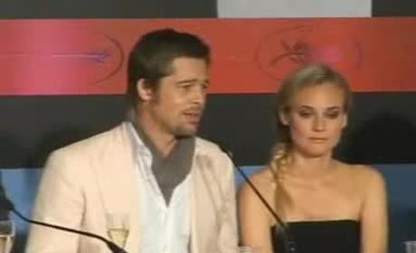 Brad Pitt: I Got Drunk With Tarantino!