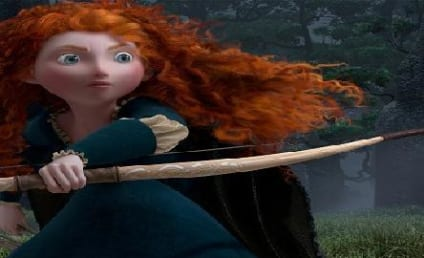 Brave Movie Trailer: Pixar Goes to Scotland