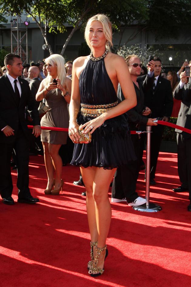 Maria Sharapova at the ESPYs