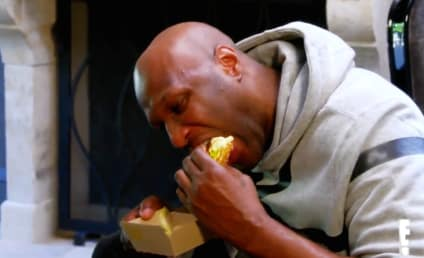 Keeping Up with the Kardashians Clip: Hope for Lamar?