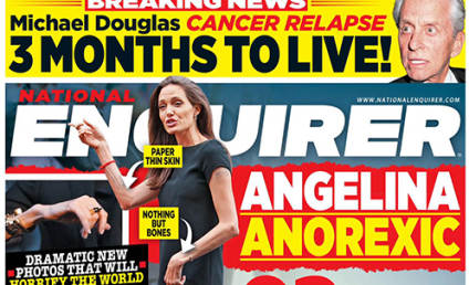 Angelina Jolie: Too Thin! Frustrated Brad Threatens Divorce!