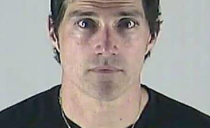 Matthew Fox Mug Shot: Too Months Late, Still Crazy