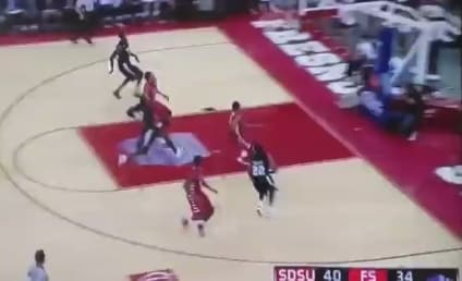 Jamaal Franklin Throws Self-Alley-Oop: Play of the Century?