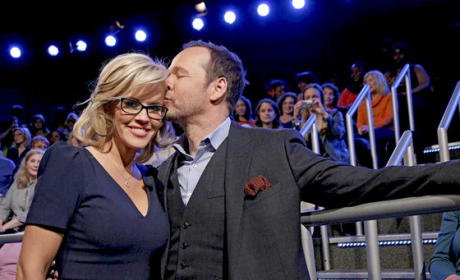 Jenny McCarthy and Donnie Wahlberg: Engaged!