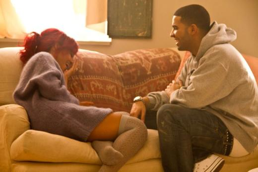 Rihanna and Drake Picture