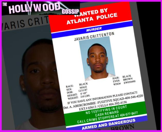 Javaris Crittenton Mug Shot
