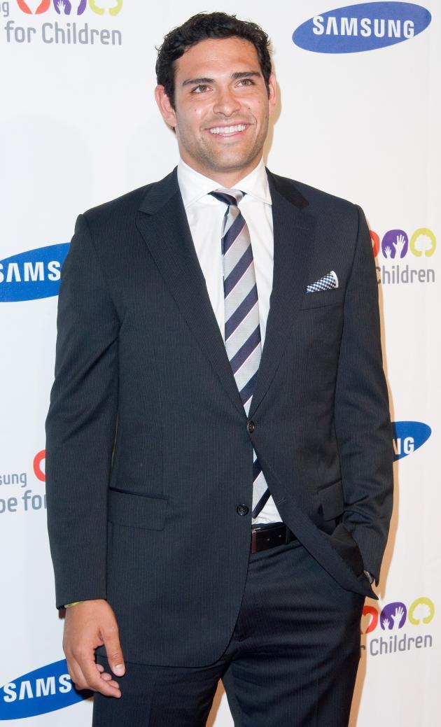 Handsome Mark Sanchez