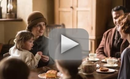 Downton Abbey Season 5 Episode 1 Recap: A Fiery Return