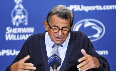 Joe Paterno: FIRED By Penn State!