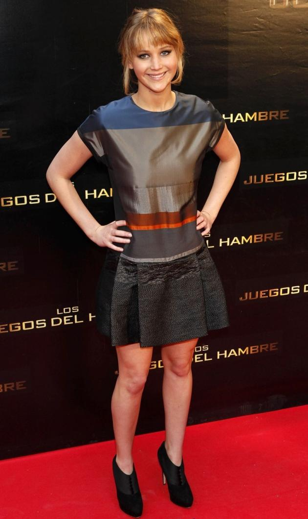 Cute Jennifer Lawrence Pic