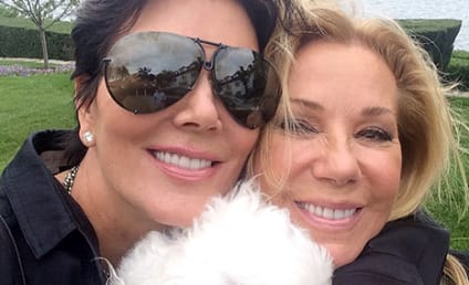 Kris Jenner Pens Sweet Birthday Message to Kathie Lee Gifford