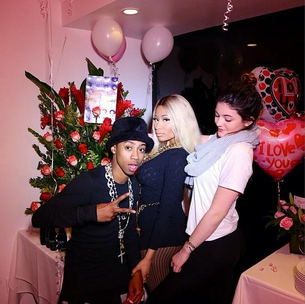 Nicki Minaj Birthday Pic