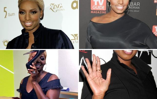 Nene leakes red carpet imag