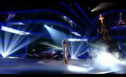 Alexandra Burke is the X-Factor Champion