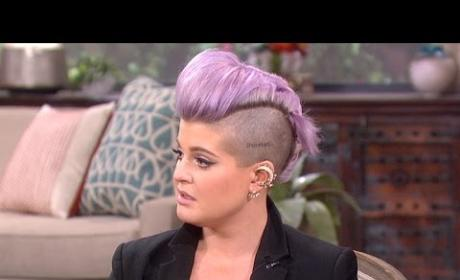 Kelly Osbourne Talks Angelina Jolie Surgery Decision