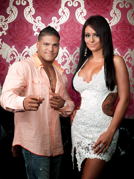 Ronnie and JWoww