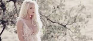 Jessica Simpson Fragrance Ad
