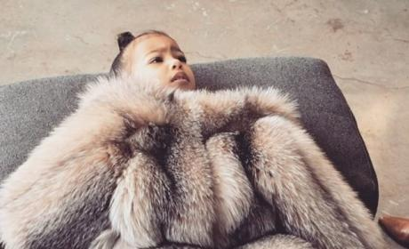 North West Does Not Want You Taking Her Picture