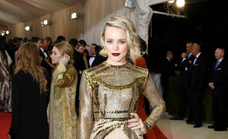 Rachel McAdams: 2016 Costume Institute Gala