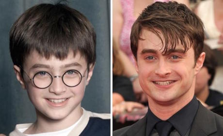 Harry Potter Cast: How Hot Are They Now?!?