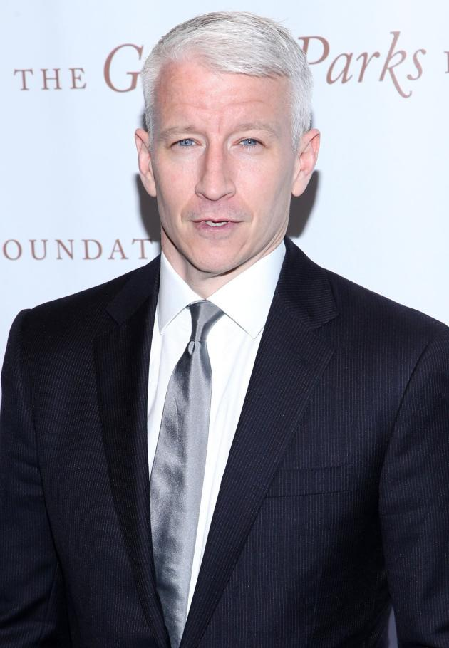 Anderson Cooper Gay