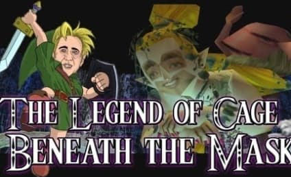 The Legend of Zelda: Nicolas Cage Edition!