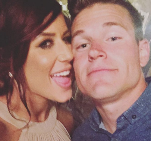 Chelsea Houska Cole DeBoer Wedding Pic