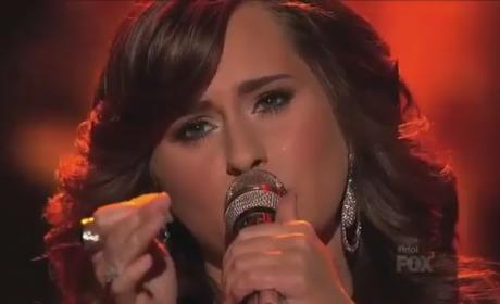 Skylar Laine - Didn't You Know How Much I Loved You (American Idol Top 7)
