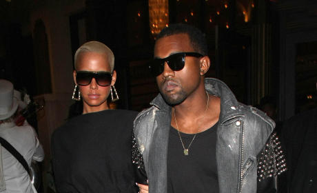 It's All Good, Alexis Phifer: Kanye West's Fiancee Approved by Rapper's Mother