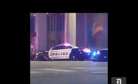 Dallas Shooting Kills Multiple Police Officers