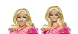 Barbie Plus-Size Pic