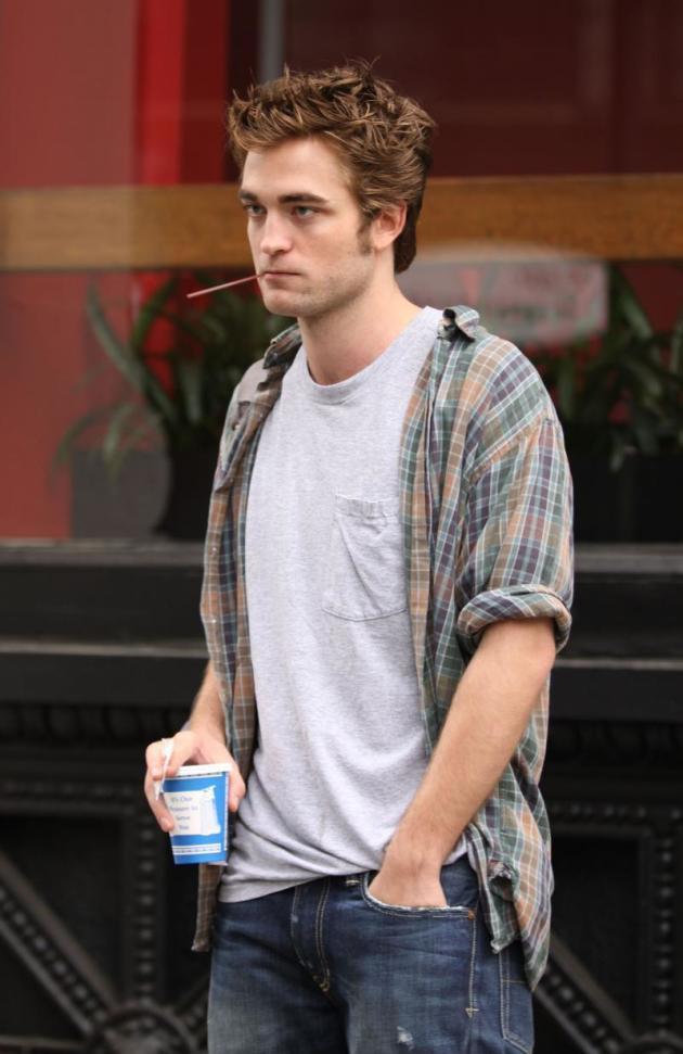 Robert Pattinson Photograph
