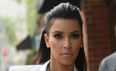 Kim Kardashian Wedding Reception Details: They First Danced To...