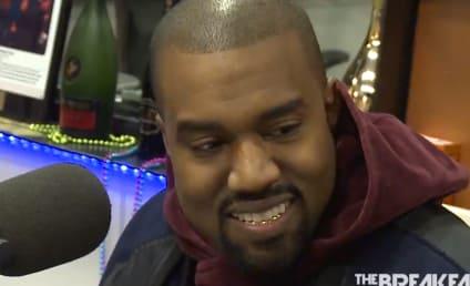 Kanye West: Beck Owes Me! Louis Farrakhan Gets a Bad Rap!