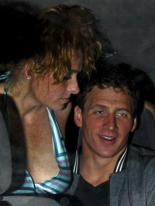 Ryan Lochte Drunk