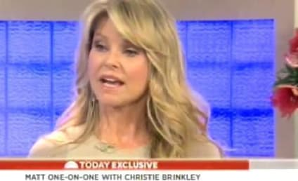 "Peter Cook Slams Christie Brinkley Interview as ""Shameless"""