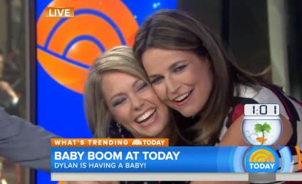 Dylan Dreyer: Pregnant!