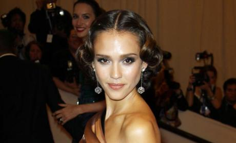 Jessica Alba in Allure: Darn You, Gisele!