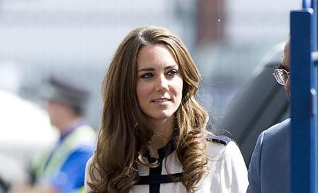 Is Kate Middleton too thin?