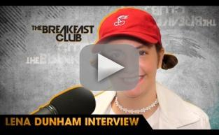 Lena Dunham on The Breakfast Club