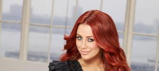 Aubrey O'Day and Lydia Hearst Butter Each Other Up