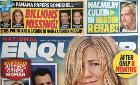 Jennifer Aniston and Justin Theroux Divorce Claim